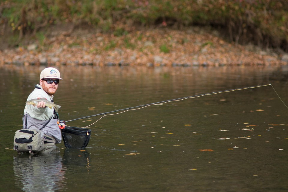 Fly Fishing Promo - The Birthplace of American Fly Fishing. Need I Say More?