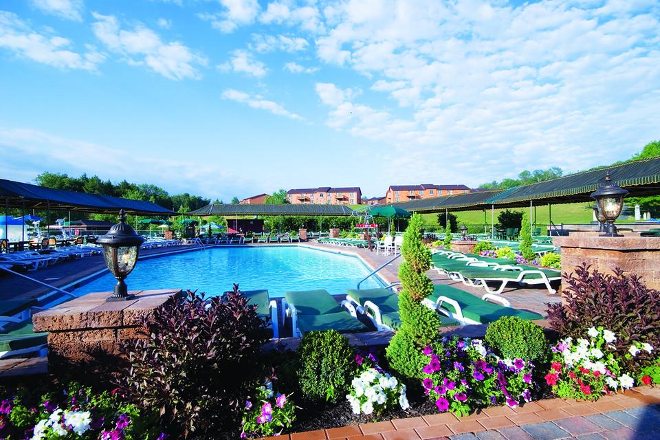 Villa Roma Resort in the Catskills