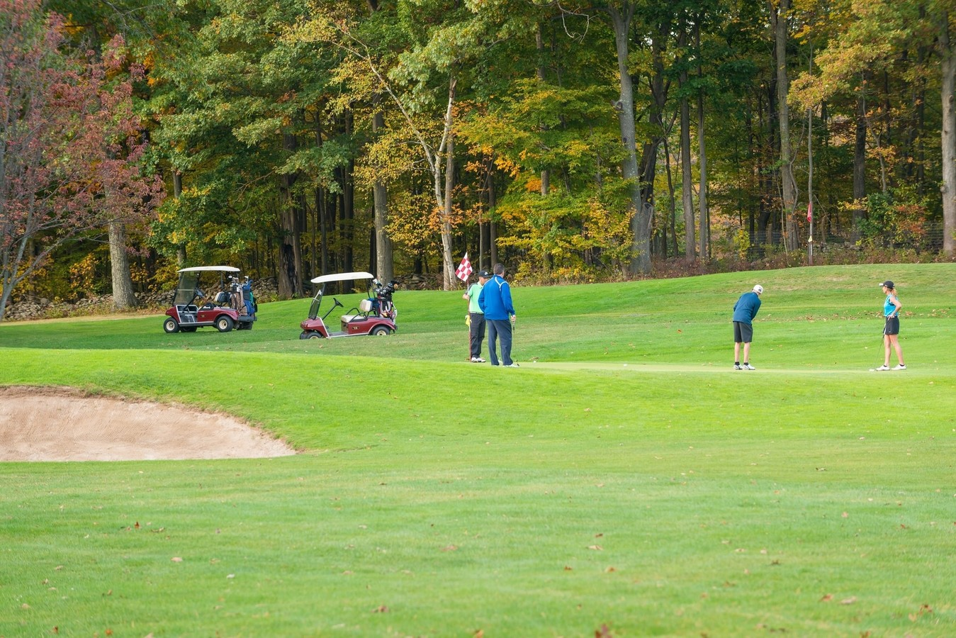 Golfing in the Great Northern Catskills of Greene County