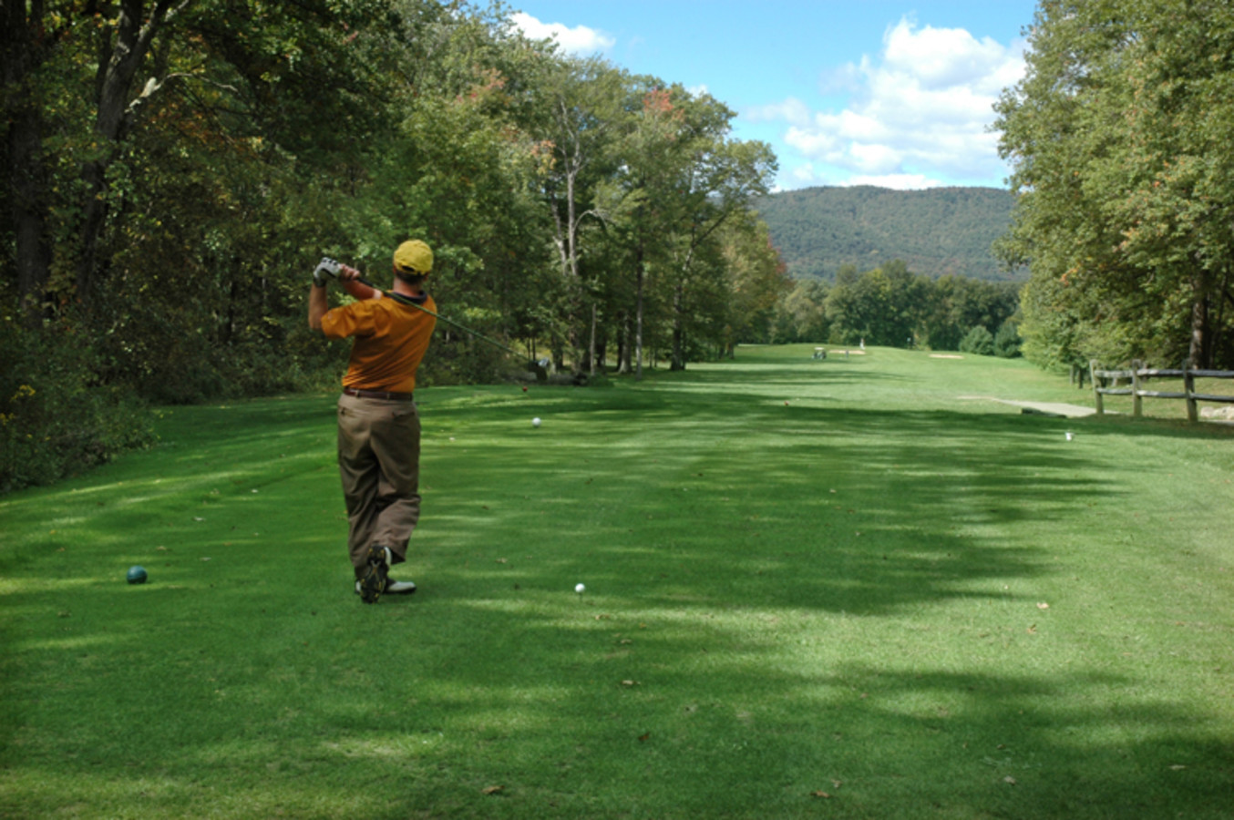 Golfing in the Eastern Catskills of Ulster County