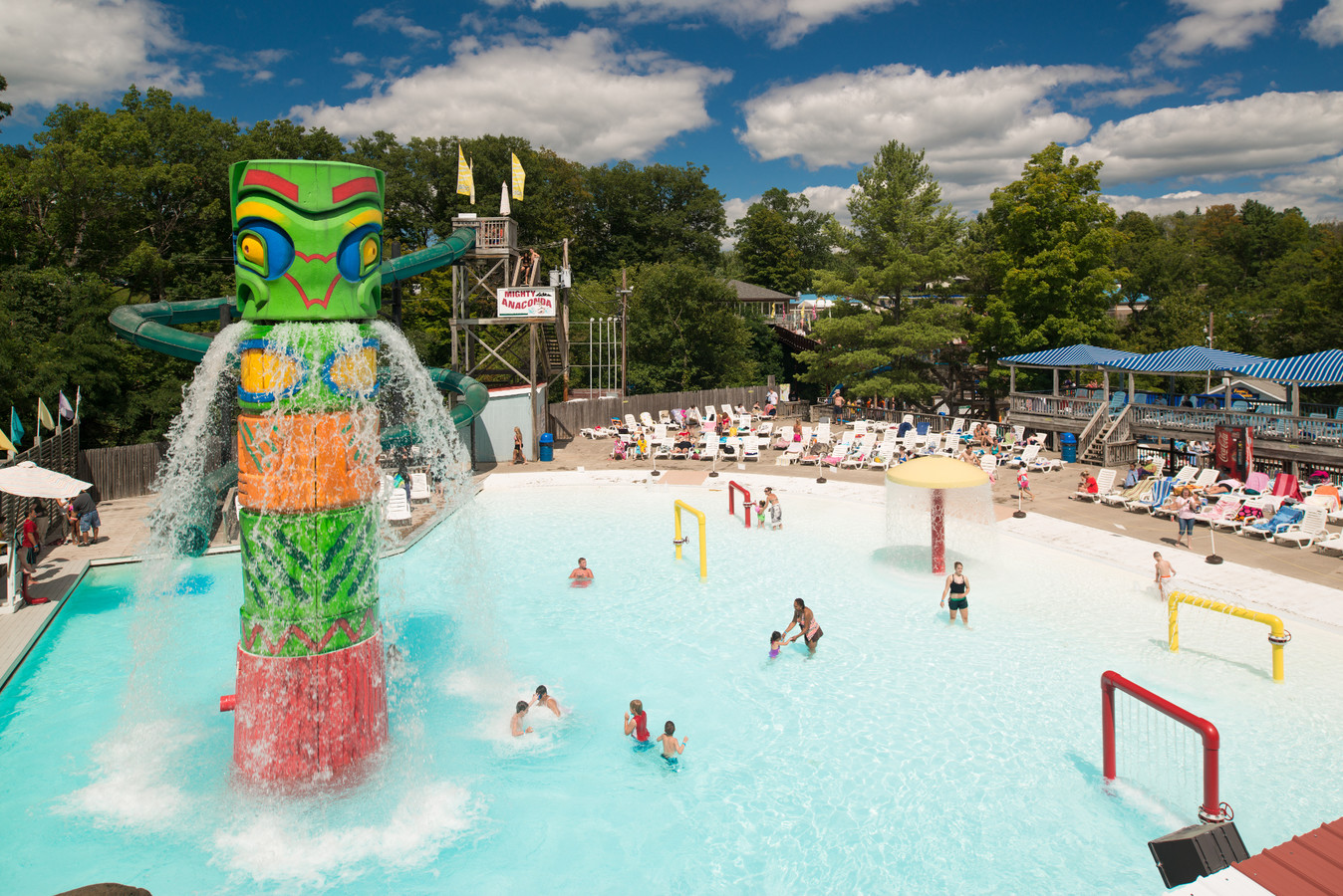 Great Northern Catskills water park